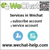 Open Wechat official account register
